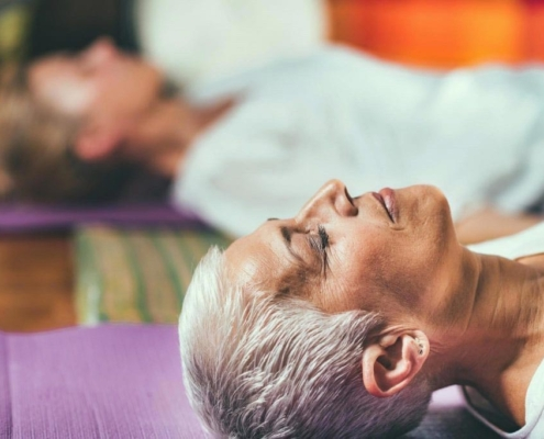 The name iRest Yoga Nidra Meditation may be a mouthful but the benefits are simply amazing.