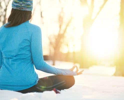Lets Talk Yoga During The Winter Time - Seasonal Yoga Classes