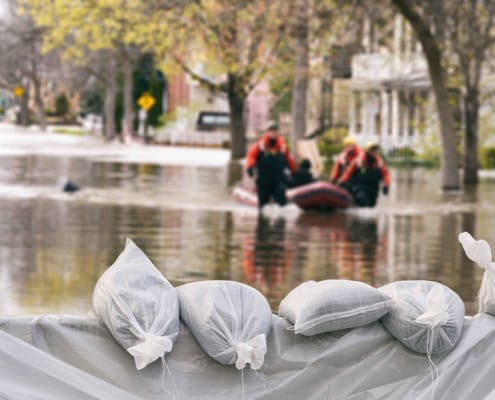 Out Of The Floods -